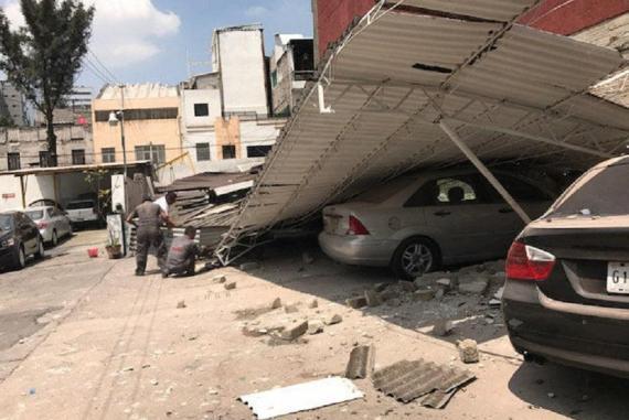 México, en alerta por las réplicas del terremoto: