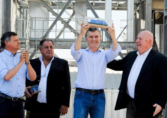 """Macri: """"Bajamos la inflación, crecimos y vamos a seguir creciendo"""""""